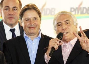 La justicia de Brasil estrecha el cerco sobre Temer y encarcela a su asesor de confianza
