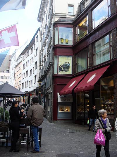 Ladurée in Zürich