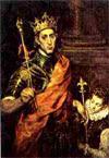 Luis IX, Santo