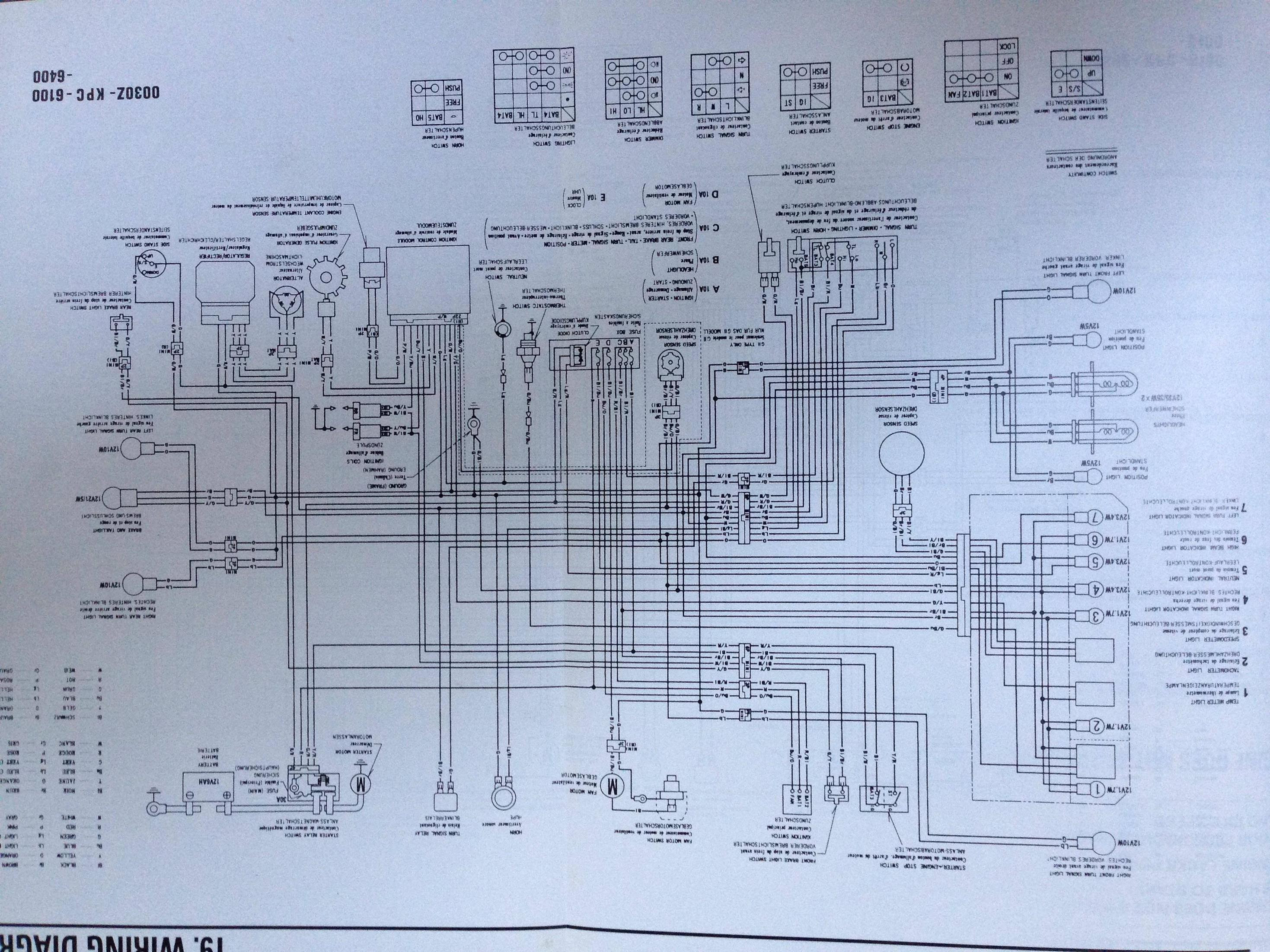 Diagram Honda Varadero Wiring Diagram Full Version Hd Quality Wiring Diagram Diagramwolfen Informazionihotel It