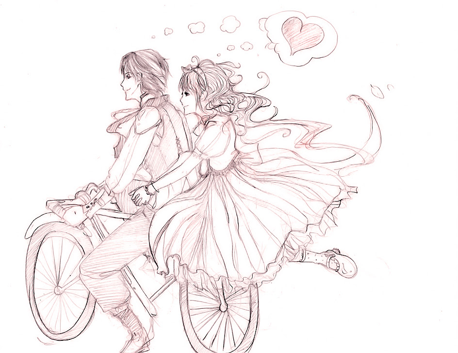 http://fc06.deviantart.net/fs32/f/2008/223/0/d/Couple_on_a_Bicycle_by_Zairal.jpg
