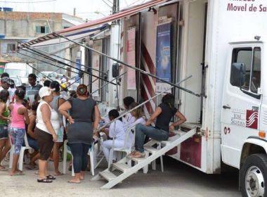 Ação social realiza mais de 3 mil atendimentos gratuitos para a população em Irecê