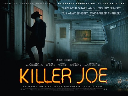 Killer Joe - Movie Poster