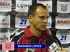Paulista: Técnico Wagner Lopes trabalha equipe para vencer jogos em casa