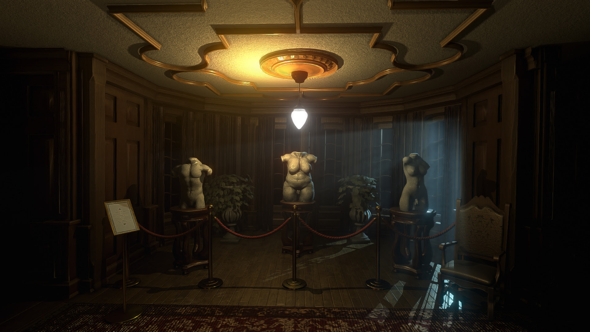 Lust for Darkness is Lovecraftian BDSM horror screenshot