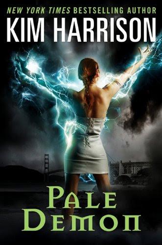 Pale Demon (Hollows) by Kim Harrison