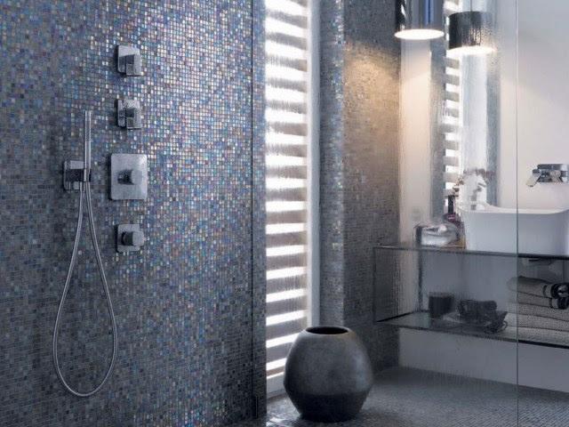 Badezimmer Mosaik Dusche | Badezimmer Blog