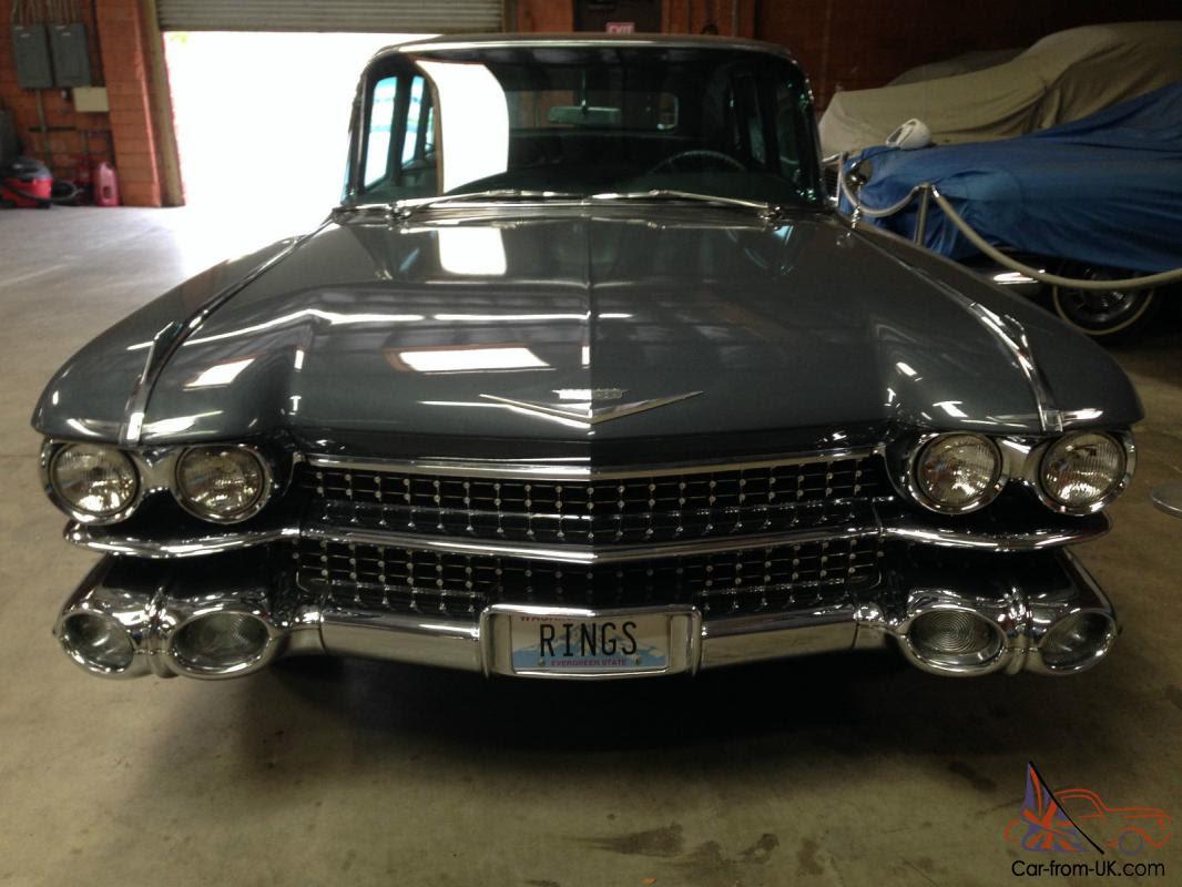 1959 Cadillac Series 75 Fleetwood Factory 9-Passenger ...