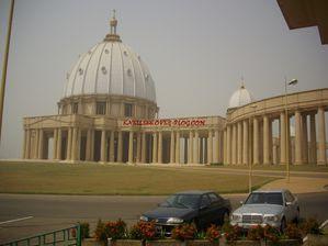 Basilique CÔTE D'IVOIRE -Yamoussoukro