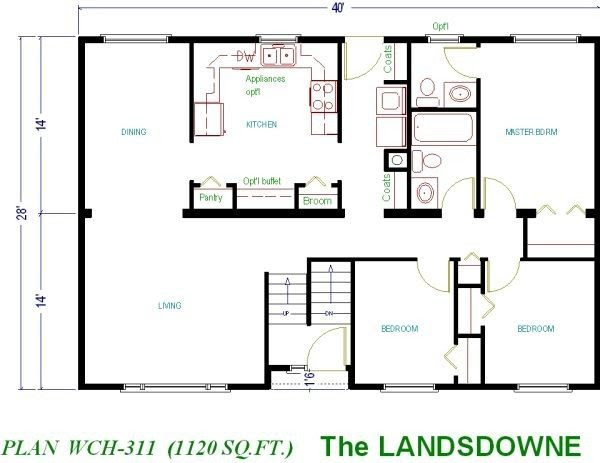 Luxury 3 Bedroom House  Plans  Under 1000  Sq  Ft  New Home