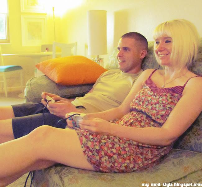 Playing Nintendo 2