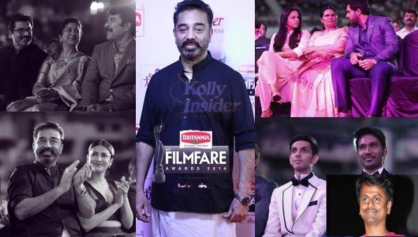 Filmfare Awards Tamil Winners List