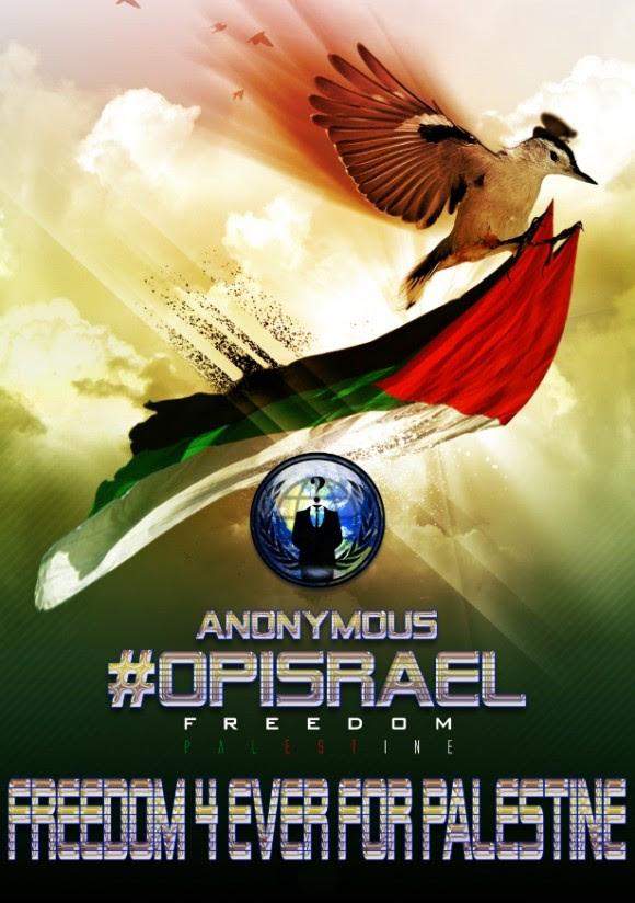 Libertad por siempre para Palestina.