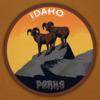 Ravipati Koteswara Rao - Idaho National Parks artwork