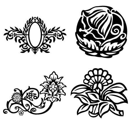 flower clip art. Vector Art   Free Clip Art