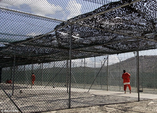 EMPTYING: The Obama administration has released nearly 100 Guantanamo Bay prisoners