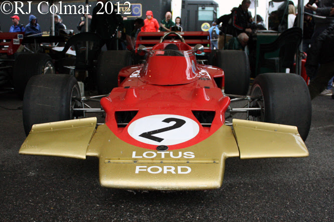 Lotus 72C, Goodwood Festival of Speed