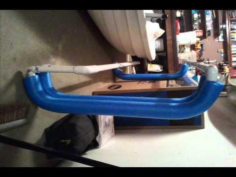 Canoe Stabilizer - YouTube
