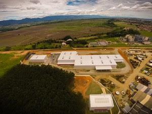 Alstom inaugurou nova unidade em Taubaté.  (Foto: Arquivo / Alstom)