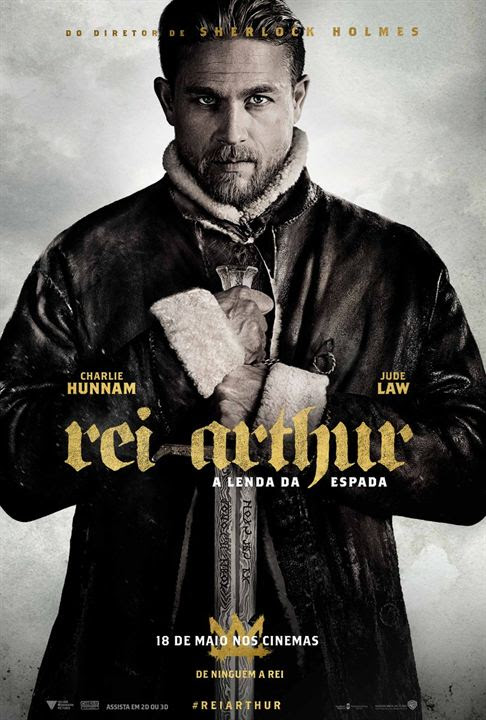 Rei Arthur - A Lenda da Espada : Poster