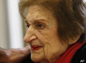 Helen Thomas Ari Fleischer