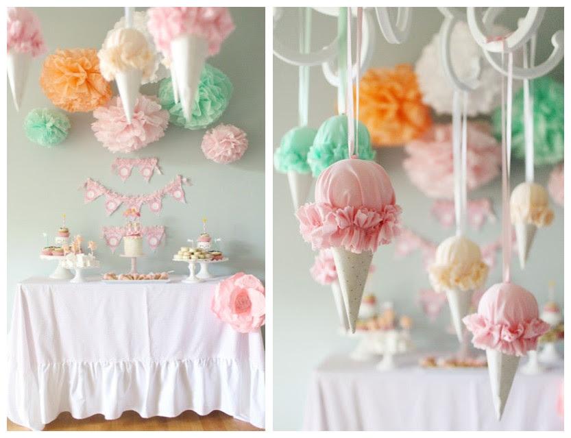 DIY Wedding Shower Decoration Ideas