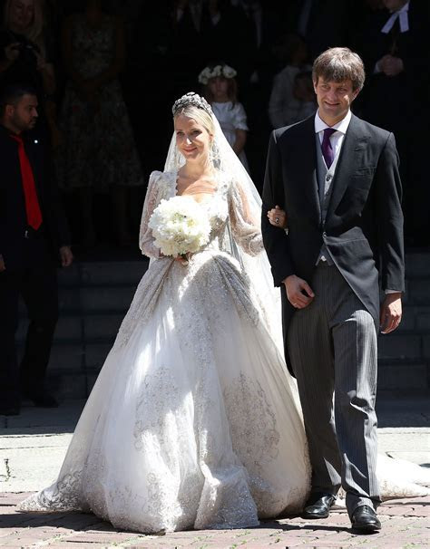 A European prince just married a Russian fashion designer