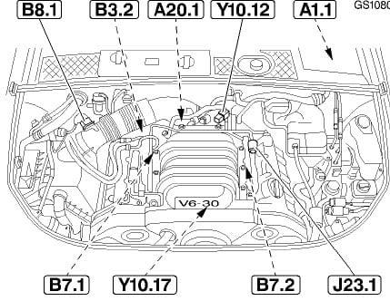 2008 Audi A4 Engine Compartment Diagram - Wiring Diagram 89