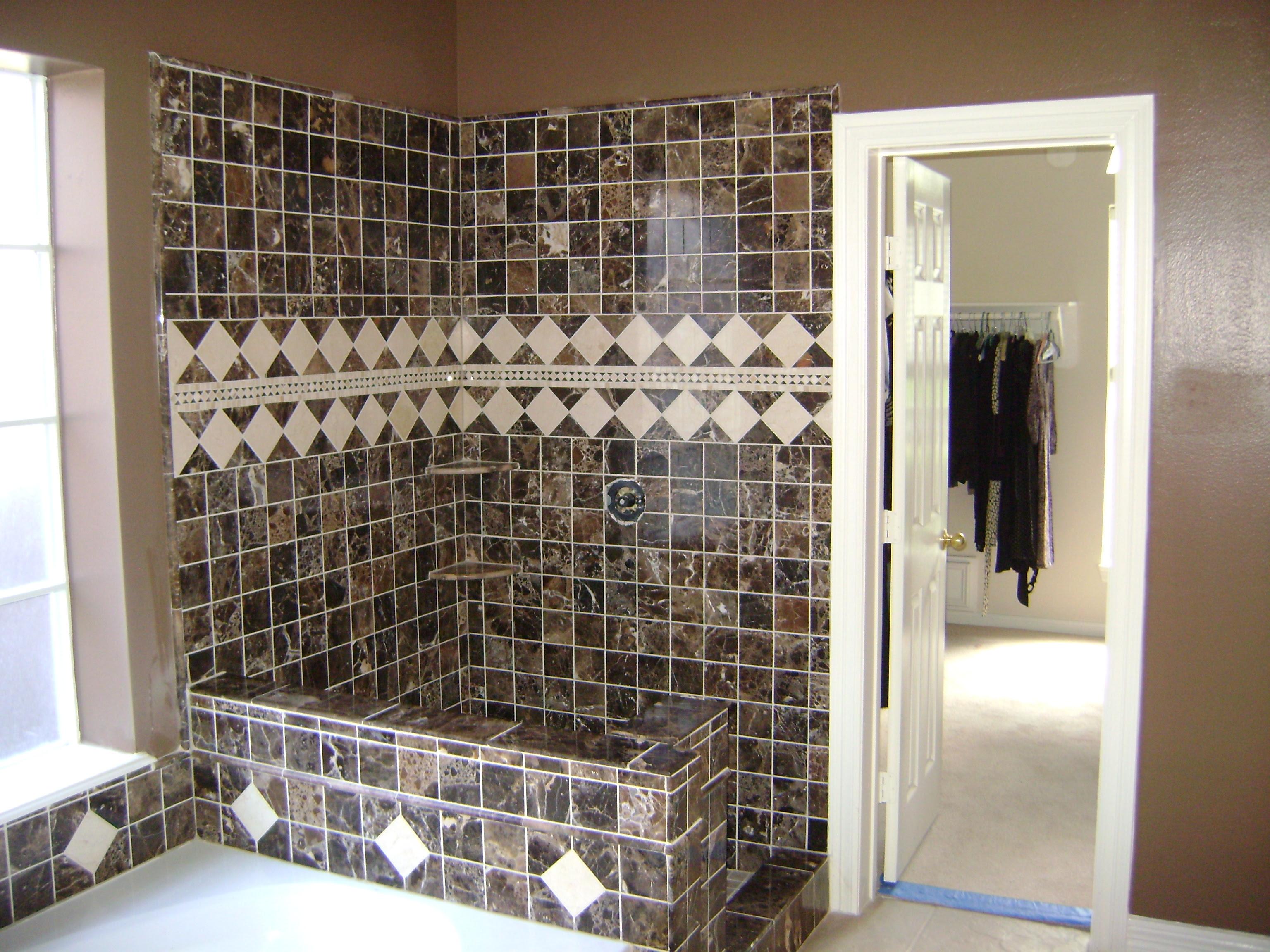Retiling A Tub | Bathroom