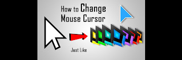 Mouse Cursors Gaming