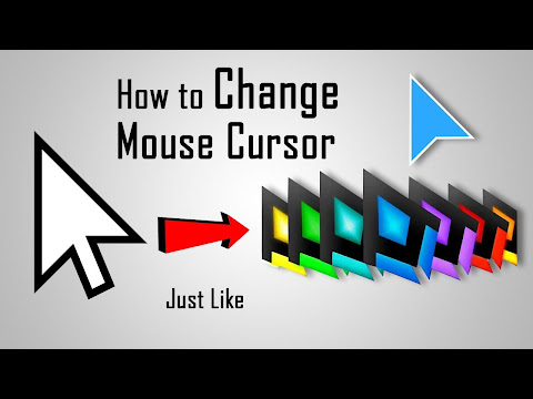 Gaming Mouse Cursors