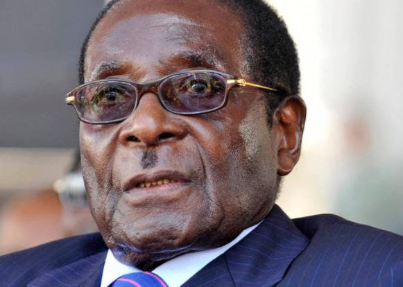 Robert Mugabe Goes on Hunger Strike, Vows to Die
