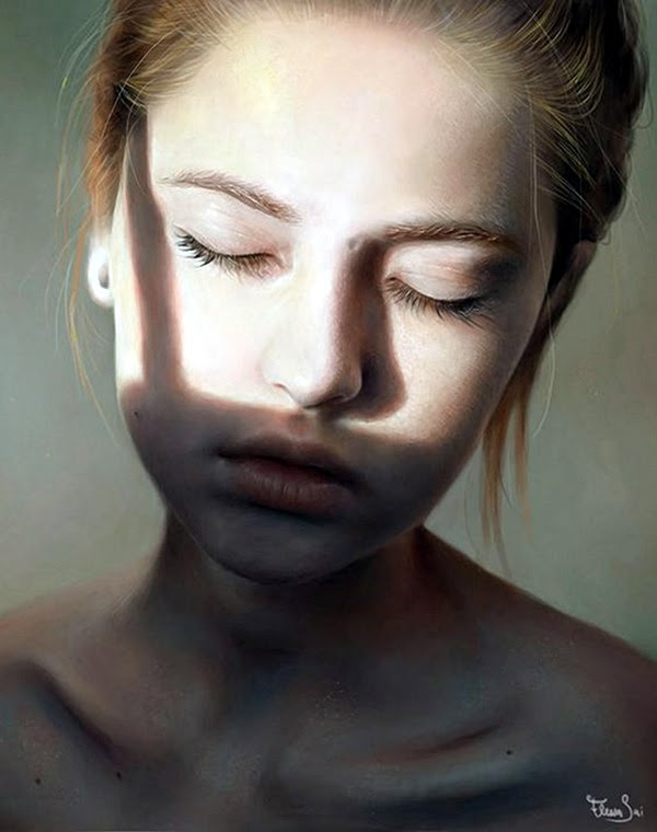 Spectacular Digital Painting Portraits (14)