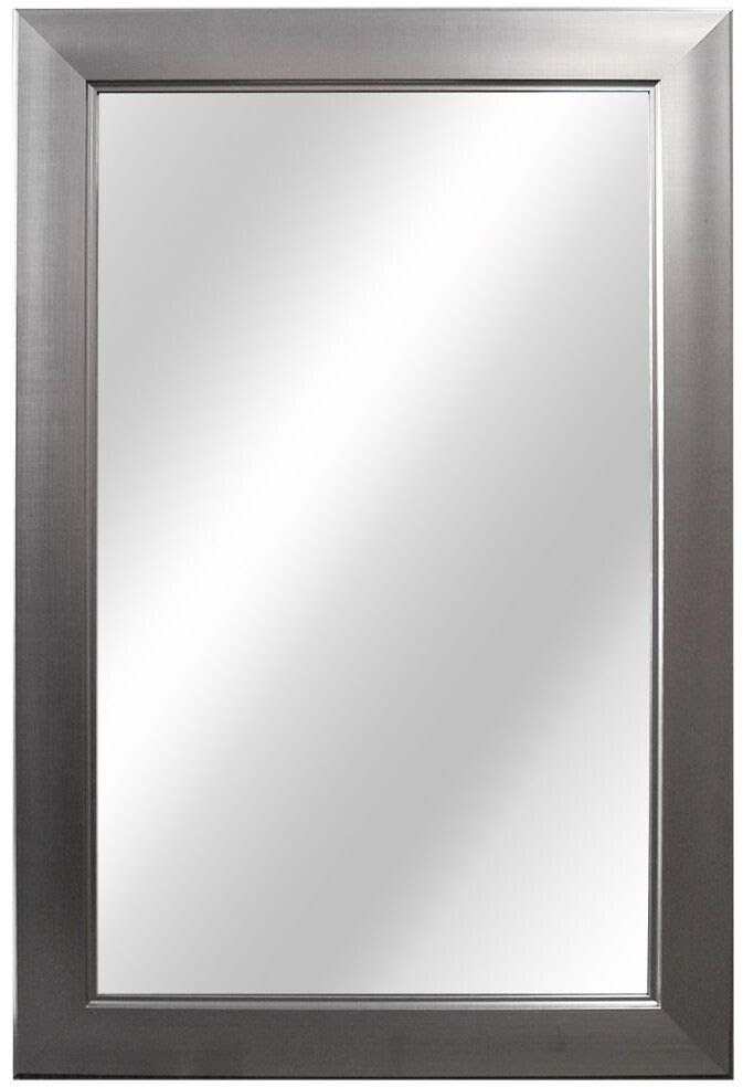 24.35 In. Rectangle Shaped Framed Fog Free Wall Mounted ...