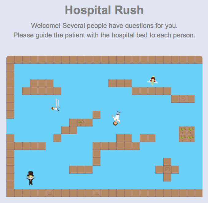 Hospital Rush for Cosmic Hackathon photo HospitalRush_zps875b845b.png