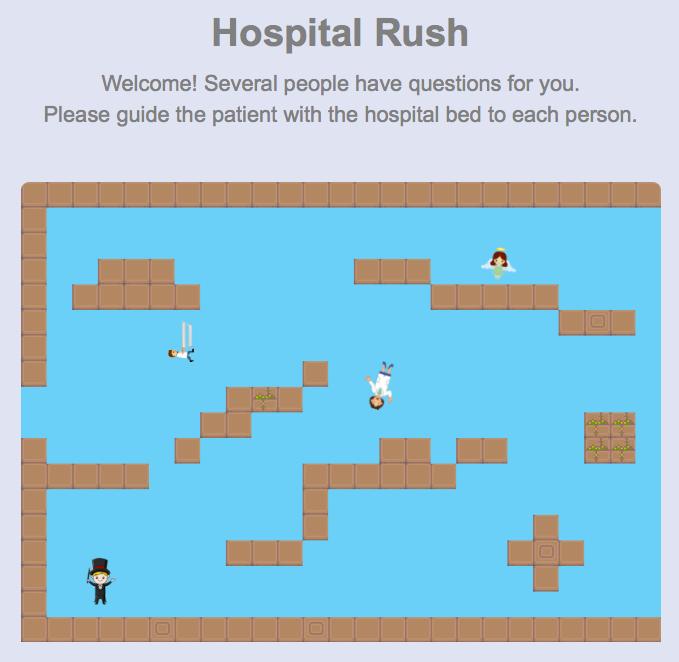 Hospital Rush for Cosmic Hackathon photo HospitalRush_zps875b845b.png