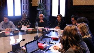 La Junta de Portaveus a la reunió d'aquest dimarts (ACN)