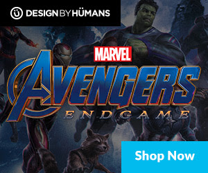 Shop Avengers Endgame Apparel