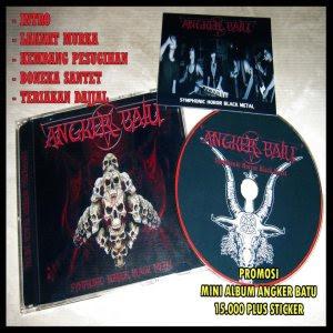 Angker Batu - Symphonic Horror Black Metal