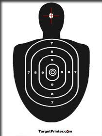 1000+ ideas about Shooting Targets on Pinterest   Target practice ...
