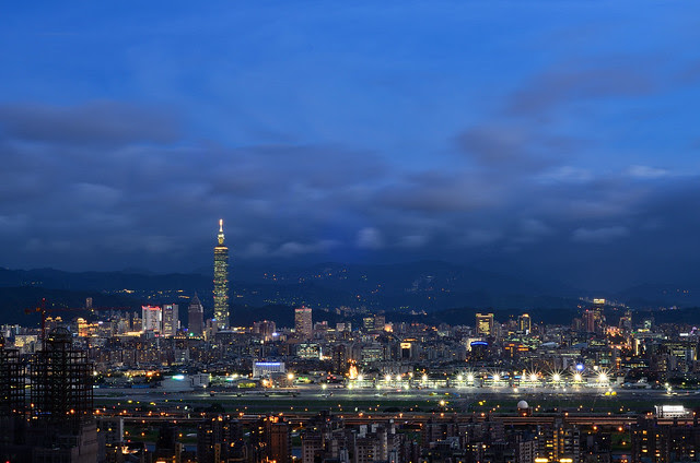 2012.08.15 台北 / 劍南山