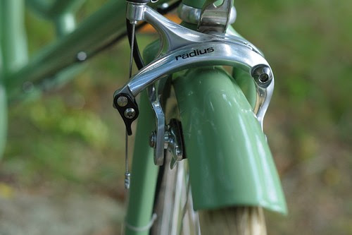 Bella Ciao Superba, Front Brake