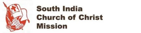 South India Church of Christ Mission Logo