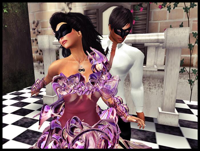 Baile de mascaras  5