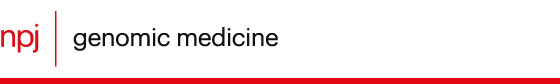 npj Genomic Medicine