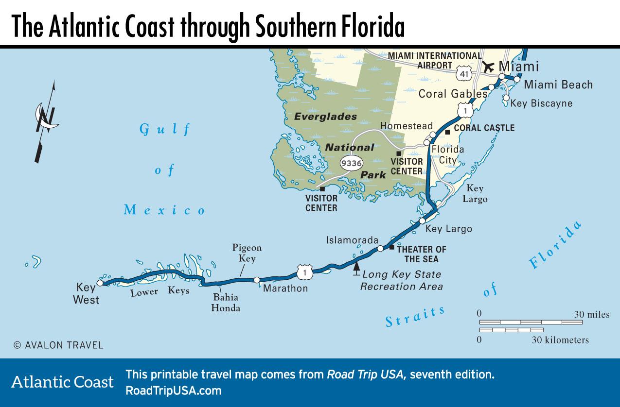 Florida Road Trip Usa