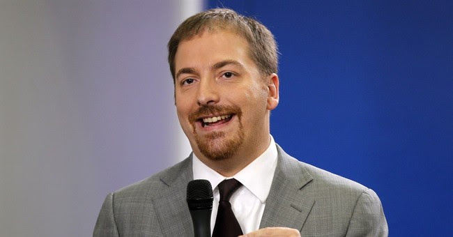 Chuck Todd: Media Knew, But Downplayed, How Much Hillary Was Hated in Rural America