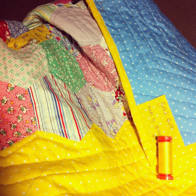 Sewing Sunday Snippets