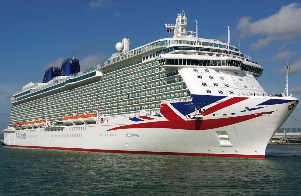 Image result for P&O Britannia