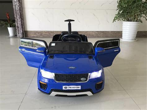 jual mainan anak mobil aki range rover  lapak eurostar
